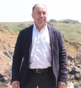Patrice Bernard, candidat aux départementales 2021 - canton de l'Ile d'Yeu